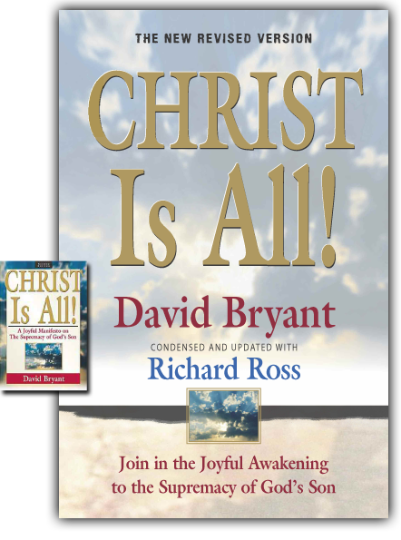 CHRIST is ALL! Book Cover
